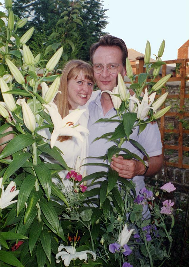 the garden design partnership